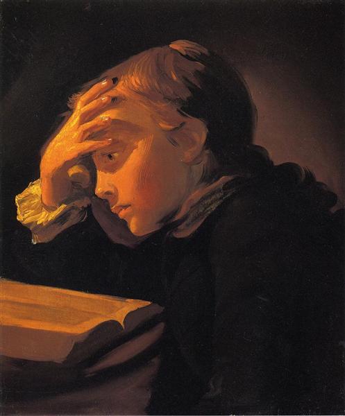 Henry Pelham, c.1760 - John Singleton Copley