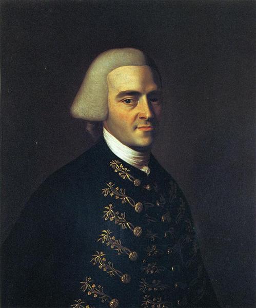John Hancock, c.1771 - c.1773 - John Singleton Copley