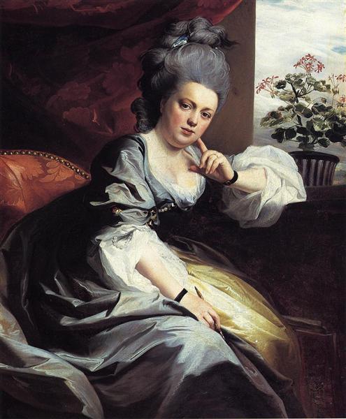 Mrs.Clark Gayton, 1779 - John Singleton Copley