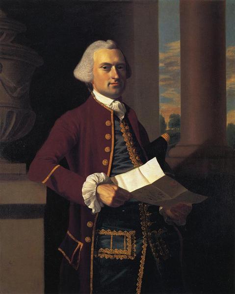 Woodbury Langdon, 1767 - John Singleton Copley