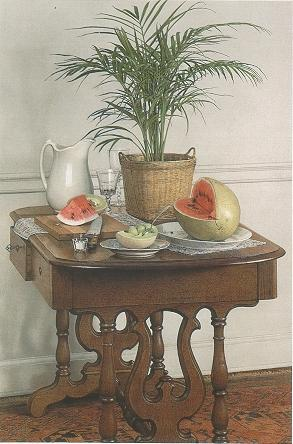 Still Life with Watermelon - John Stuart Ingle