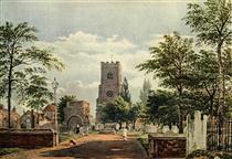 Hackney Church - Джон Варлі
