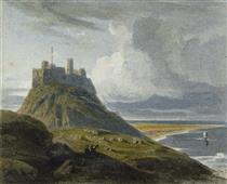 Holy Island Castle - Джон Варлі