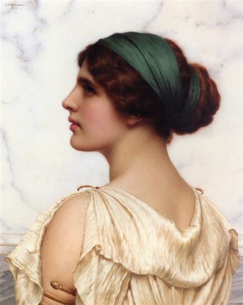Atalanta, 1908 - John William Godward