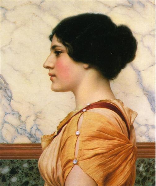 Cassotis, 1914 - John William Godward