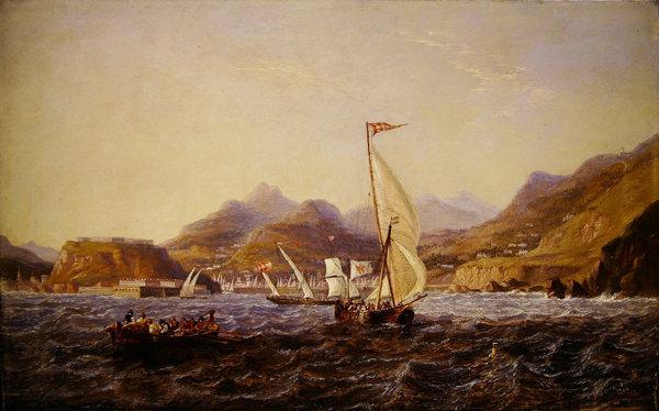 Madeira, 1864 - John Wilson Carmichael