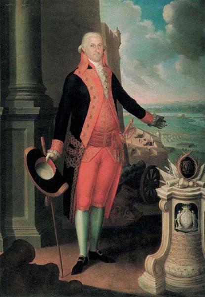 Ramon de Castro - José Campeche