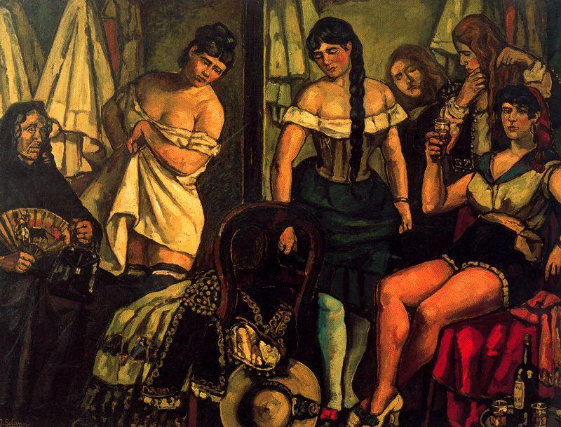 prostitucion legal pintor prostitutas