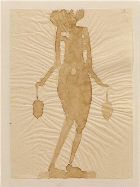 Flower Nymph - Joseph Beuys