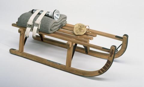 Sled, 1969 - Joseph Beuys