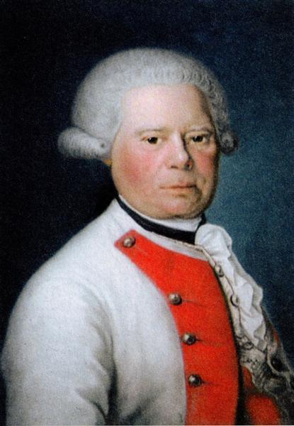 Jean-Baptiste Brequin de Demenge, 1769 - Joseph Ducreux