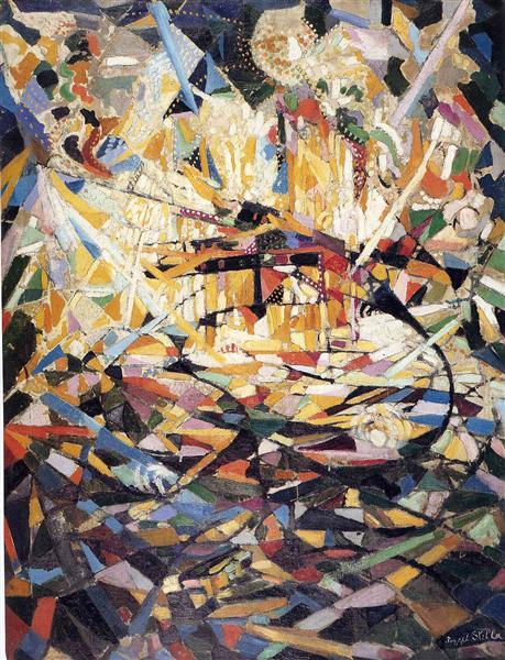 Battle of Lights, Coney Island - Stella Joseph