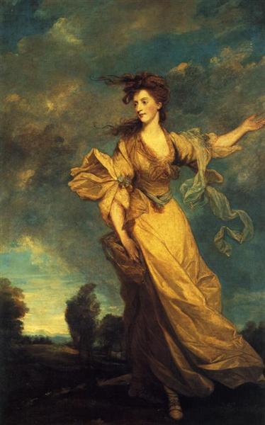 Lady Jane Halliday - Joshua Reynolds