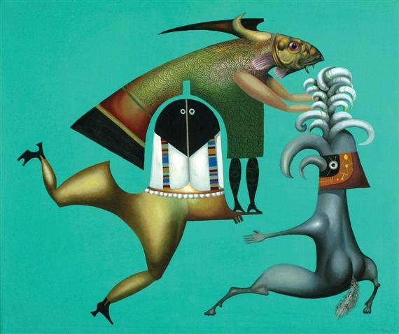 Creatures - Jules Perahim