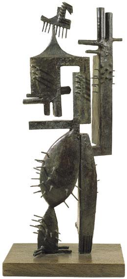Monsieur Cactus, 1939 - Julio Gonzalez