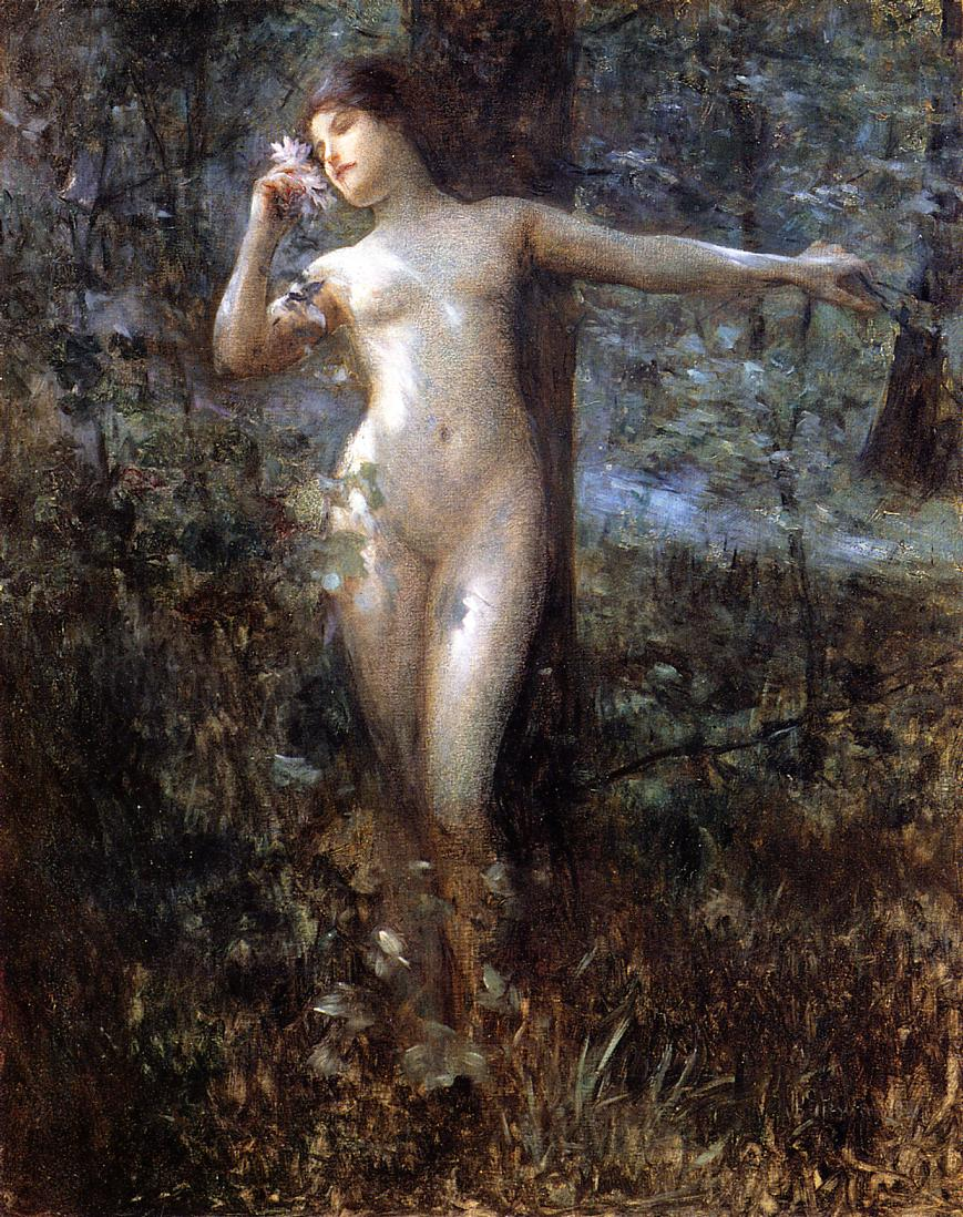 Nude Forrest 9