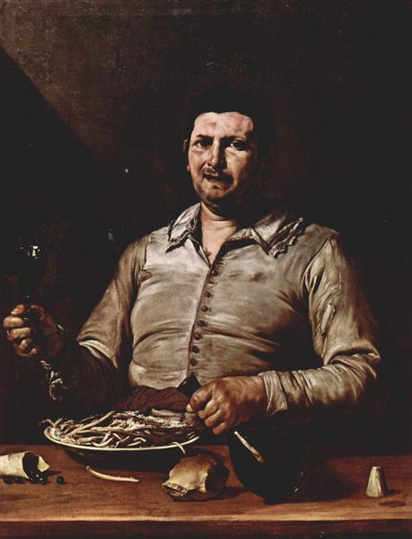 Allegory of Taste, c.1615 - Jusepe de Ribera