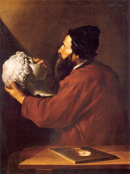 Allegory of Touch, c.1630 - Jusepe de Ribera