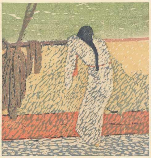 On the Deck - Kanae Yamamoto