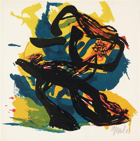 Untitled - Karel Appel