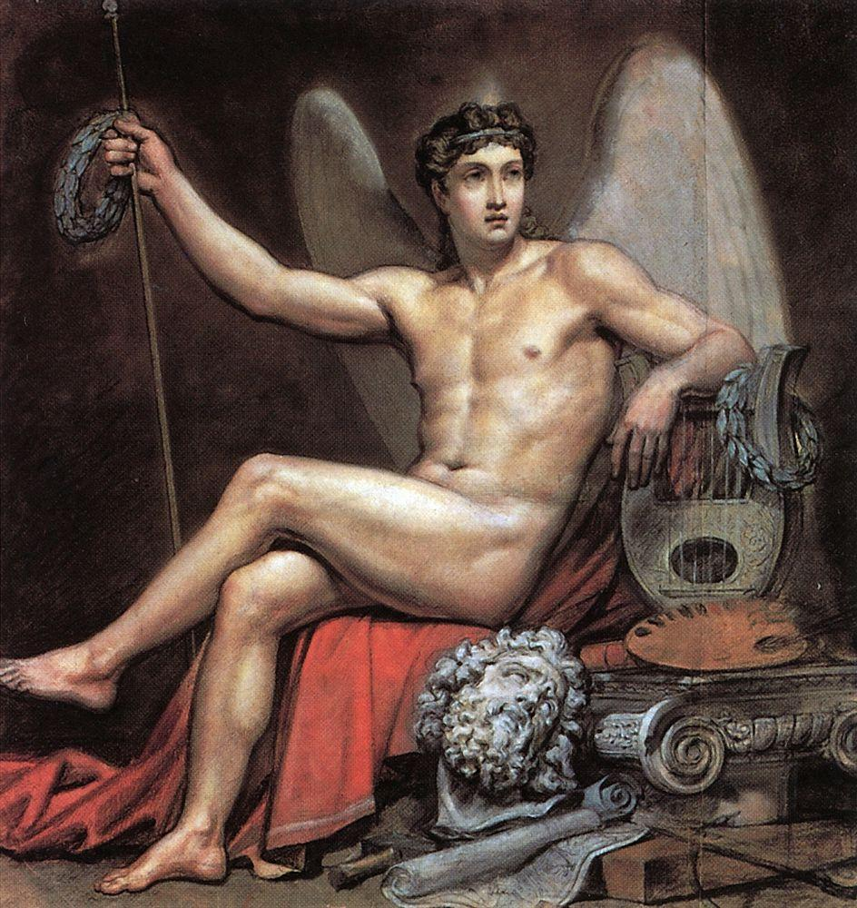 Genius of Art, 1817-1820