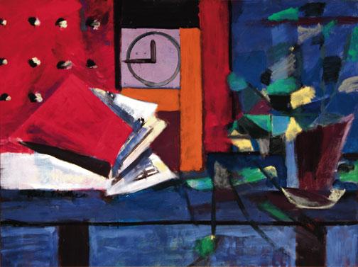 The Clock, 1951 - Карл Несс