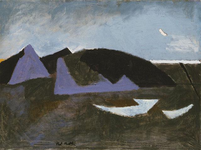 The Moors, 1947 - Karl Knaths