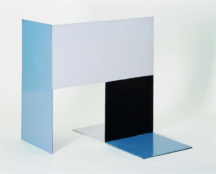 Spatial Composition II, 1928 - Katarzyna Kobro
