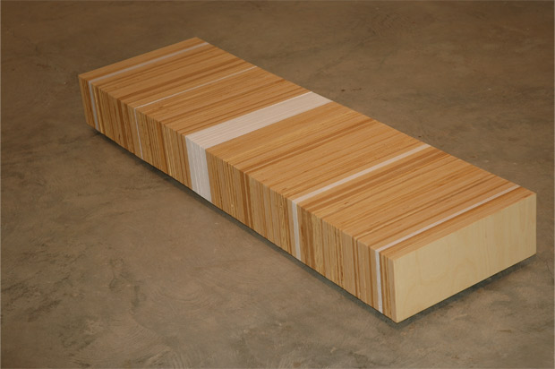 Floor Stack, 2008 - Kate Carr