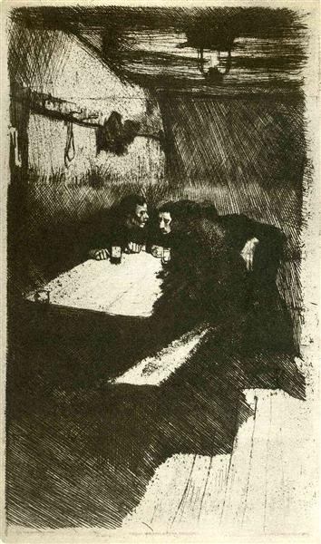 Conspiracy, 1893 - 1897 - Kathe Kollwitz