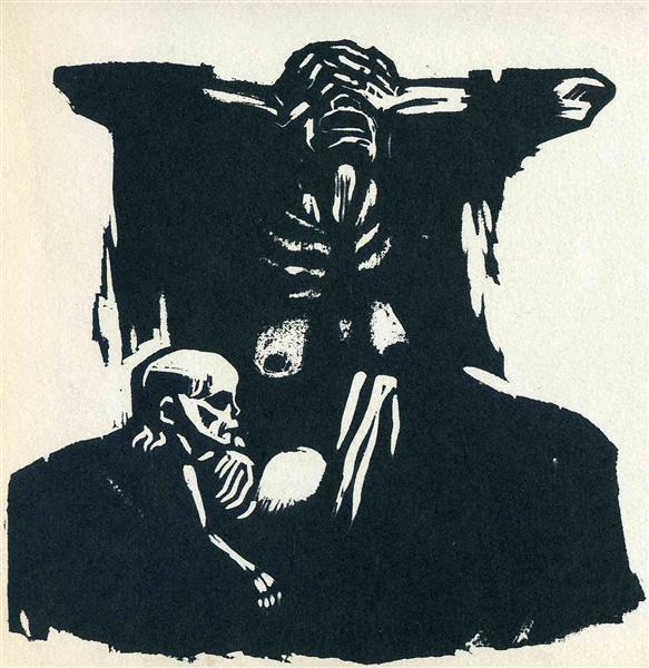Hunger, 1923 - Kathe Kollwitz
