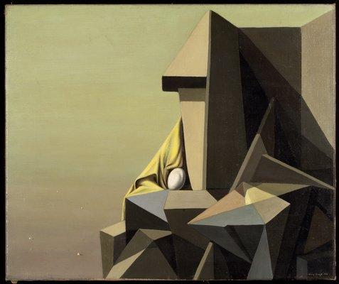 From Another Approach, 1944 - Kay Sage