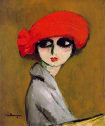 The Corn Poppy - Kees van Dongen