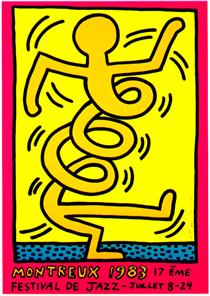 Keith Haring - 49 artworks - WikiArt.org