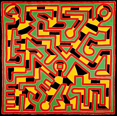 Untitled, 1988 - Keith Haring