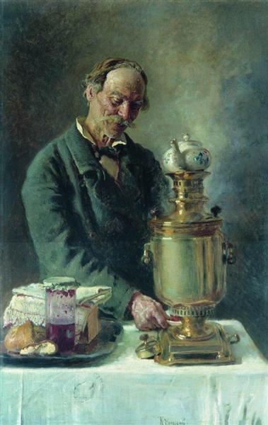 Alexeyich, 1881 - 1882 - Konstantin Makovsky
