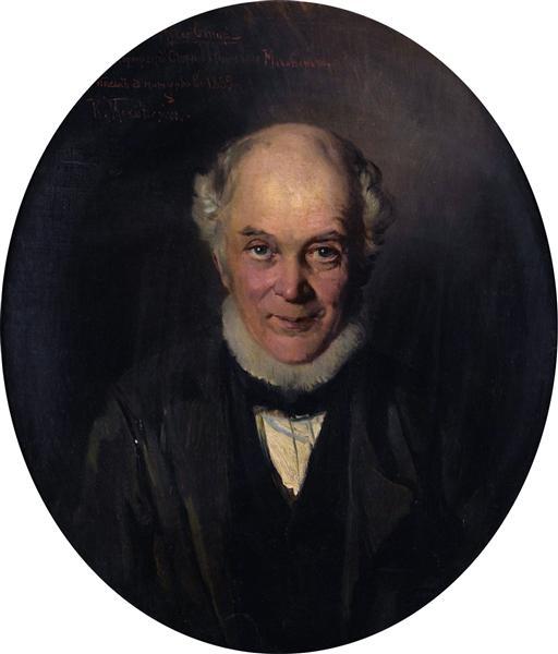 Egor Ivanovich Makovsky, 1859 - Konstantin Makovsky