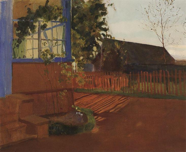 Evening Landscape, 1902 - Konstantin Somov
