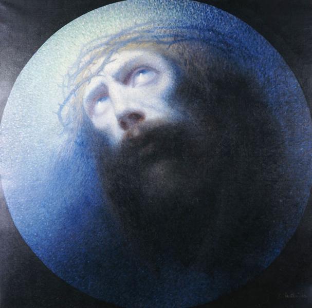 Christ, c.1900 - Konstantinos Parthenis