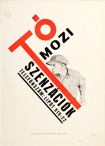 To mozi, 1928 - Lajos Kassák
