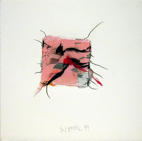 Fraction #8, 1999 - Larry Bell