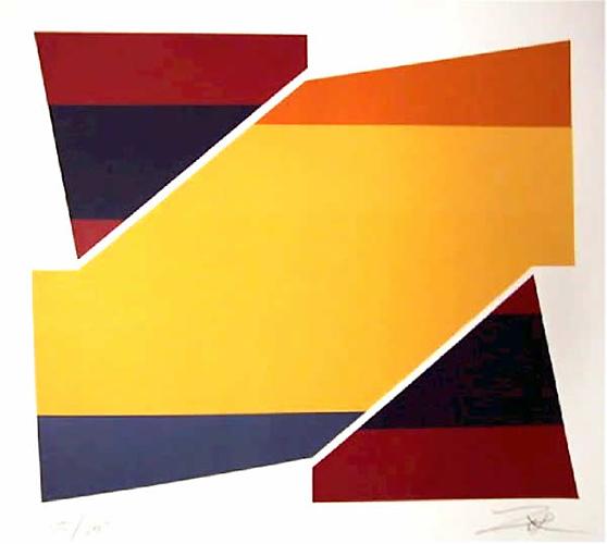 Rotation II, 1980 - Ларрі Зокс