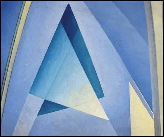 Hanover Abstract, 1938 - Lawren Harris