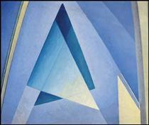 Hanover Abstract - Lawren Harris