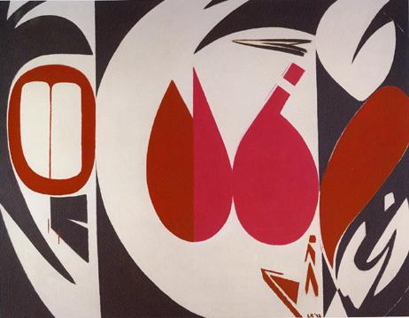 Mysteries, 1972 - Lee Krasner
