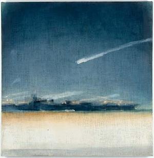 Warship - Leiko Ikemura