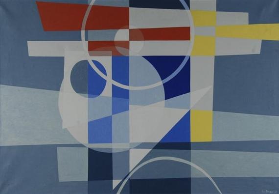Tricomplex, 1959 - Leo Leuppi
