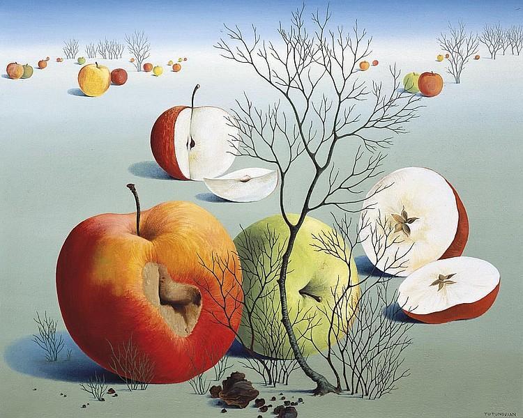 Pommes, 1950 - Леон Артур Тутунджан