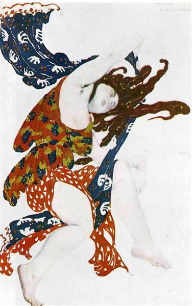 Ballet Music - Introduction (Humphrey Searle) - Leon Bakst