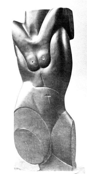 Torso, 1923 - Leon Underwood